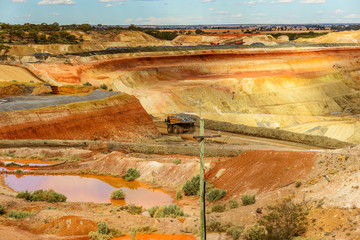 Goldmine in West Australien