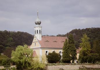 Saxon Switzerland Church