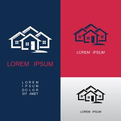 home construction logo