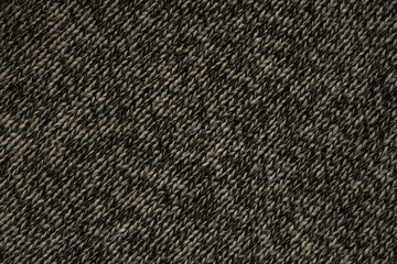 knitted textile texture or background