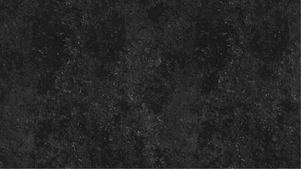 Black Textured Wall Background