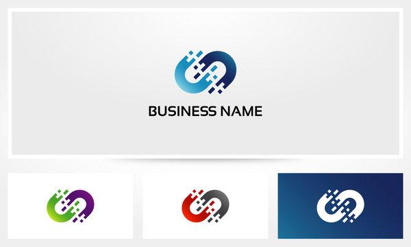 Link Transfer Data Logo