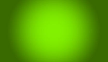 Green background with shadow