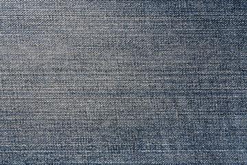 Blue color denim close up.