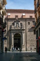 Portada Iglesia del Carmen