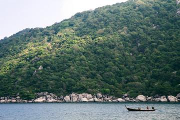Koh Tao landscape