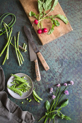 Summer Green Market Veggies