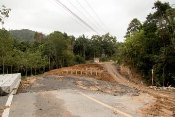 Diversion roads