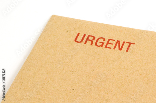 Urgent Letter Stock Photo And Royalty Free Images On