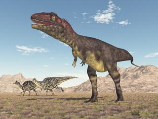 Mapusaurus and Velafrons