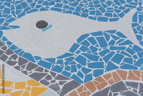 mosaik fliesen muster stockfoto 39 s en rechtenvrije afbeeldingen op pic 131886589. Black Bedroom Furniture Sets. Home Design Ideas
