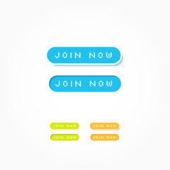 Join Now Web Buttons