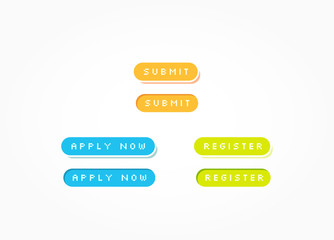 Submit, Apply Now & Register Web Buttons