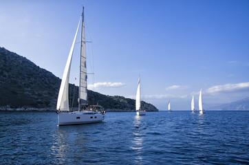 Yachting race