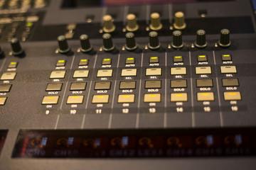 Audio mix counter