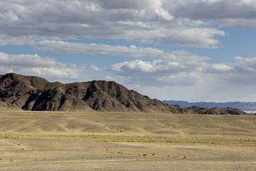 Die mongolische Gobi