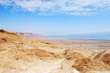 Judean Desert near Dead Sea