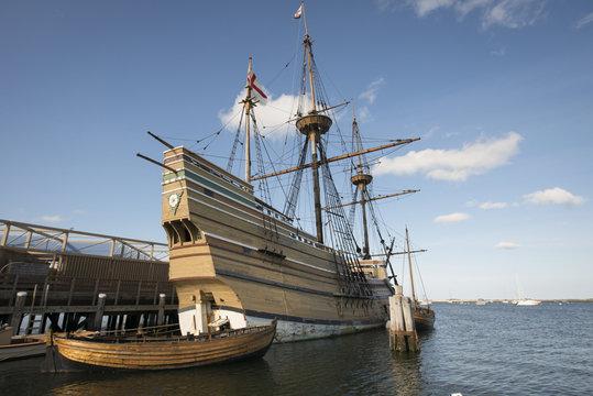 Historic Mayflower Recreation, Massachusetts