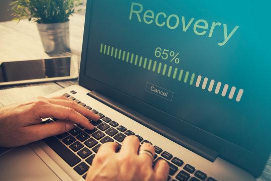 data backup restoration recovery restore browsing plan network