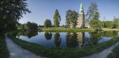 Wasserschloss Raesfeld im Münsterland