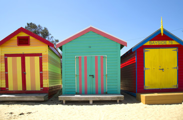Boxes in Brighton, Australia