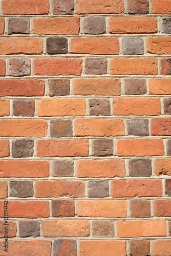 backsteinmauer textur bauen