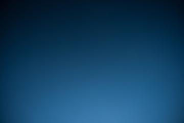 Dark and clear blue sky