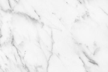 White Carrara Marble natural light countertop surface texture