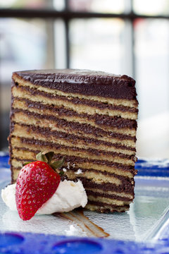 The Original Smith Island Cake - The Maryland State Dessert from the Smith Island Baking Company.