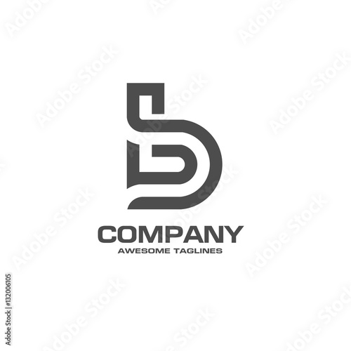 Creative letter b logo abstract business logo design template creative letter b logo abstract business logo design template modern letter b logo template accmission Gallery