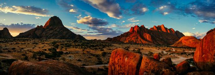 Spitzkoppe Nature Reserve, Namibia