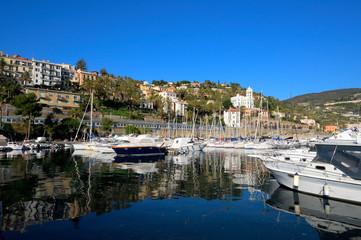 Liguria Porto di Bordighera
