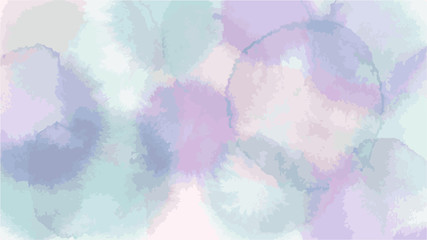 purple mint winter tone color vector background look like watercolor drop style