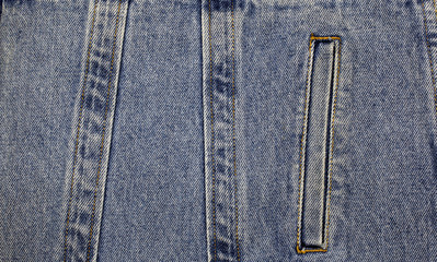 Texture of blue jeans background!!