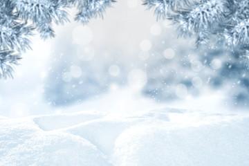 snow space