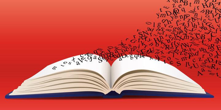 Livre Ouvert - Lettres - littérature - envole