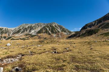 Midagahara in the Tateyama mountain range