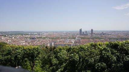 Lyoner Skyline