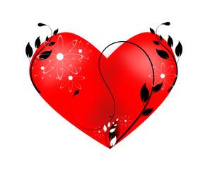san Valentín vintage