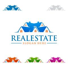 real estate vector logo design, realty logo