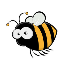 funny bumblebee clipart