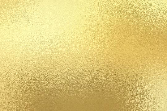 Gold foil texture background