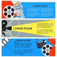 color cinema banner