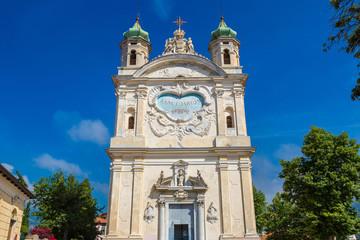 Church in San Remo