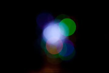 Bokeh, blur circle