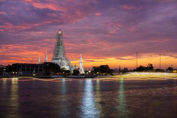 Wat arun at Bangkok,Thailand