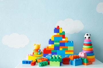 Toy building designer