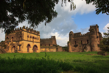 Castles of the Imperial Campus. Gondar