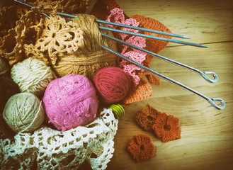 wool balls for knitting