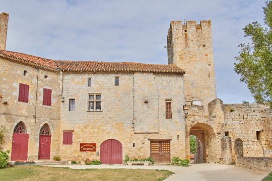Larressingle Medieval Village, France